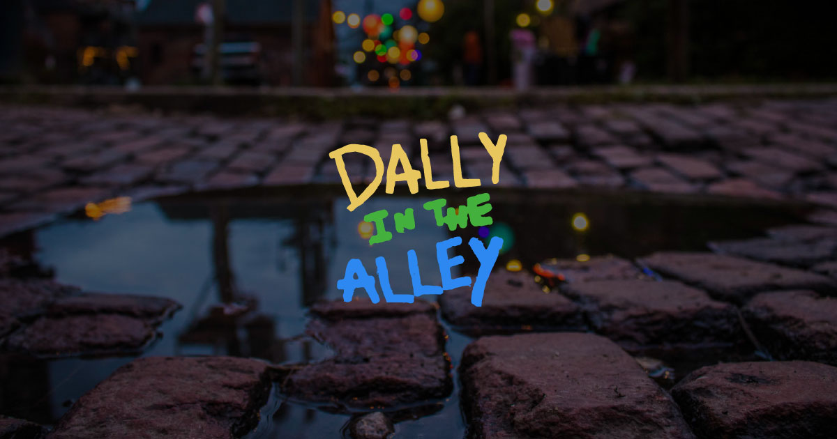 Image result for dally in the alley 2018